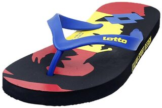 Lotto Men Multi-color Outdoor Slippers
