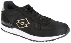 Lotto Men ROCHESTER Walking Shoes ( Black )