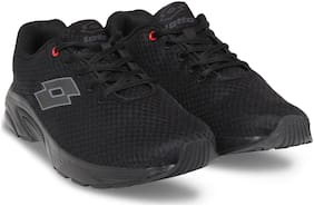 LOTTO MEN RUN PRO BLACK Shoes 7