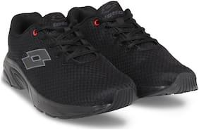 LOTTO MEN RUN PRO BLACK Shoes 6