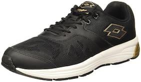 Lotto Men HIGHRUN Running Shoes ( Black )