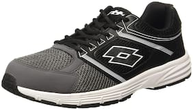 Lotto Men's Fausto Grey Running Shoes