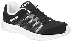 Lotto Men's Adriano White Running Shoes