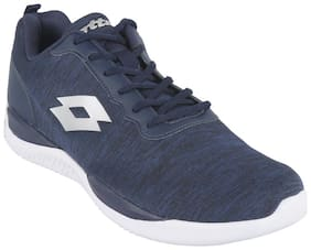 Lotto Men's Downey Navy Running Shoes