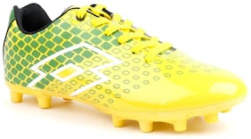 Lotto Men LZG IX 700 FGT Football Shoes ( Yellow )