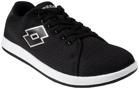 Lotto Men Black Sneakers
