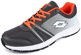 Lotto Men's Flame Grey Running Shoes