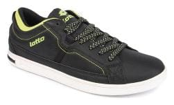 Lotto Men Black Sneakers - F6v4630-071