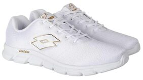 Lotto Men's Vertigo White Running Shoes