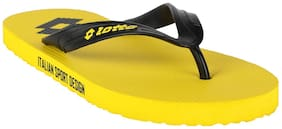 Lotto Men Yellow Flipflop