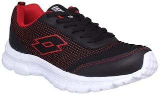 Lotto Men SPLASH Running Shoes ( Black )