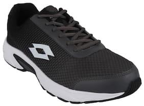 Lotto Men Grey Running Shoes