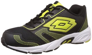 Lotto Running Shoes For Men ( Black )