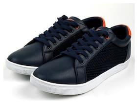 Lotto Men Blue Sneakers
