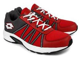 Lotto Men Running Shoes ( Red )