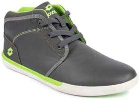 Lotto Men Grey Sneakers -