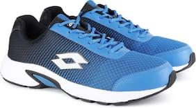 Lotto Men LOTTO JAZZ Running Shoes ( Navy Blue )