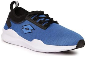 Lotto Men Walking Shoes ( Blue )