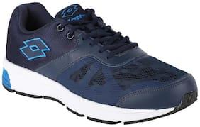 Lotto Men's Highrun Navy Running Shoes