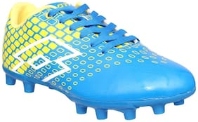 Lotto Men LZG IX 700 FGT Football Shoes ( Blue )