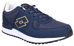Lotto Men's Rochester Navy Running Shoes