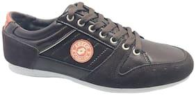 Men Brown Classic Sneakers