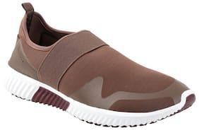 Lotto Men Brown Walking Shoes