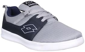 Lotto Men's String Silver Running Shoes
