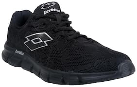 Lotto Men Black Sneakers