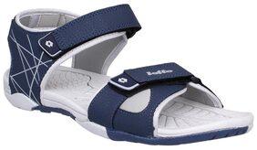 Lotto Men's Rigina M Grey Blue Sandals Floaters