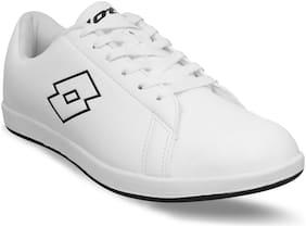 Lotto Men White Sneakers