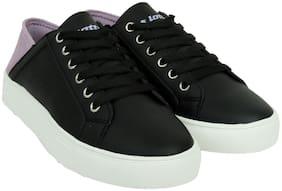 Lotto Women Black Sneakers