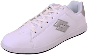 Lotto Women White Sneakers