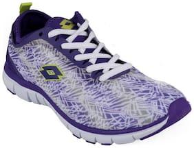 Lotto Women Running Shoes ( Purple )