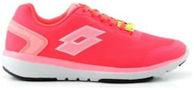 Lotto Women's City Ride III AMF W Pink Walking Shoes