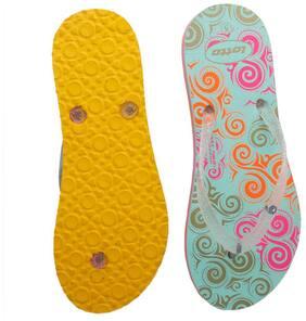 LOTTO WOMEN ARTEMIO PISTA / PINK Slippers_And_Flip_Flops 5