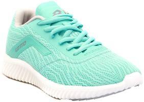 Lotto Women G-FORCE Running Shoes ( Green )