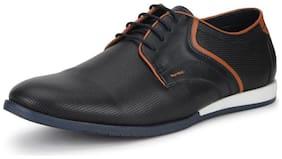 People Men Black Casual Shoes
