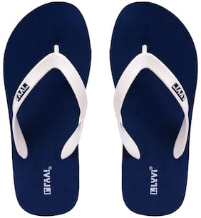 LYVI Men Navy blue Outdoor slippers