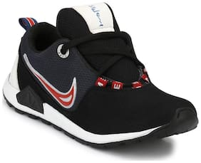 Magnolia Alpha Boost Sneakers Black Sport Shoes