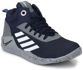 Magnolia Men Blue Sneakers