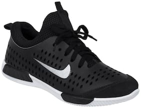 Magnolia Men Black Sneakers