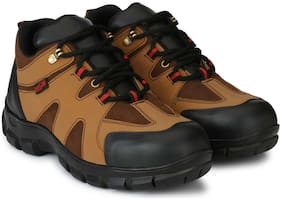 Manslam Steel Toe Safety Shoe