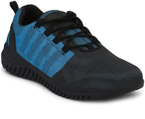 Men Blue Black Sport Shoe