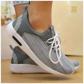 Men Grey Swagger Shoe