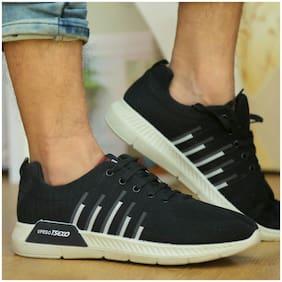 Enso Men Running Shoes ( Black )