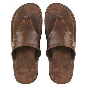 DRUNKEN Men Beige Outdoor Slippers