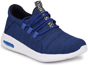 Men Swagger Blue Shoe