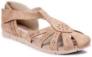 Meriggiare Women Red Sandals