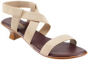 METRO Women Brown Sandals